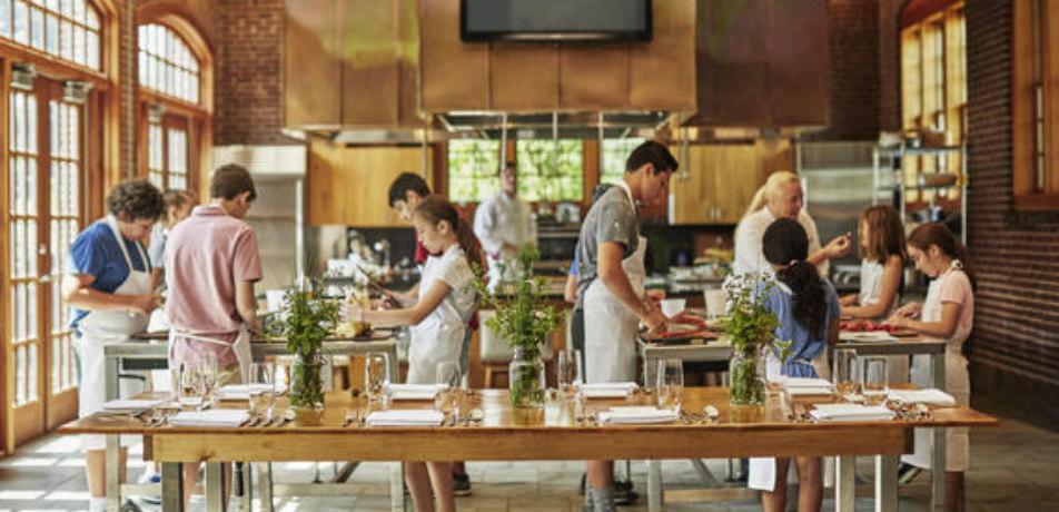 Ninety Acres Culinary Center