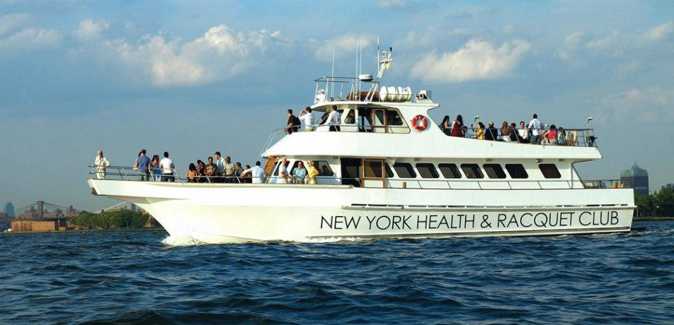 Kimberly Hotel NYH&R Club Boat