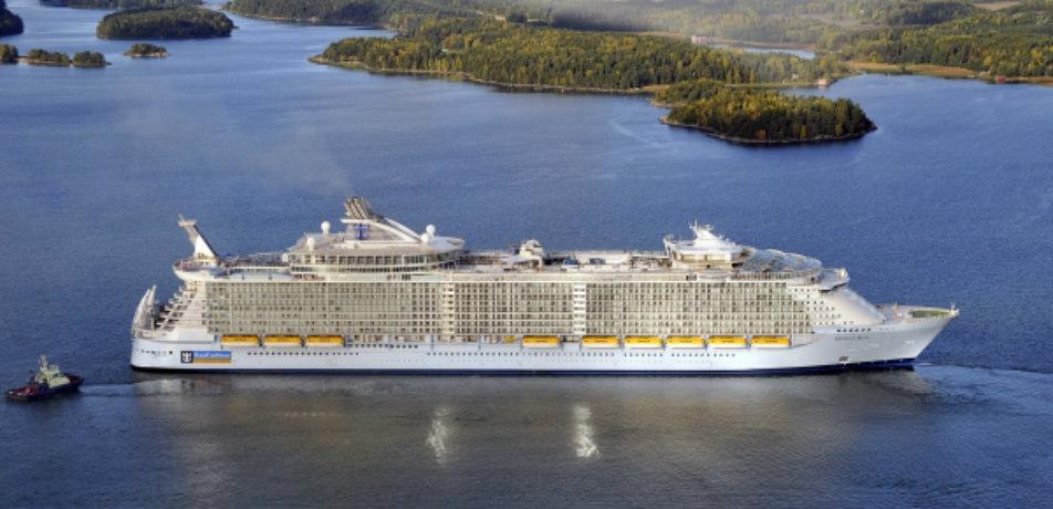 Royal Caribbean's Oasis of the Seas