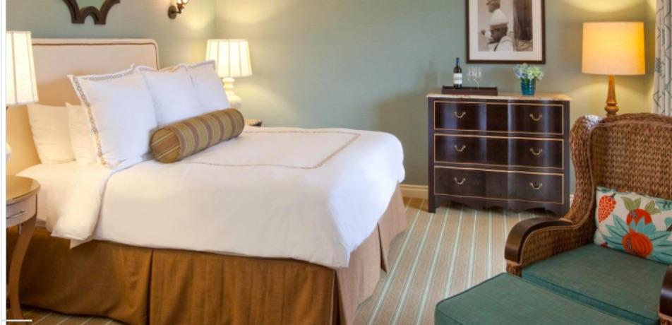 Ocean Edge Resort guest room