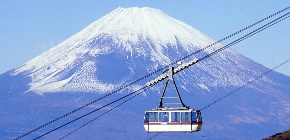 Japan's Hakone Prince Hotel views