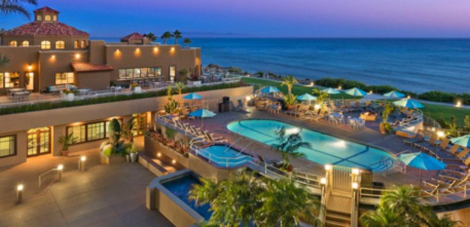 Cliffs Resort, California