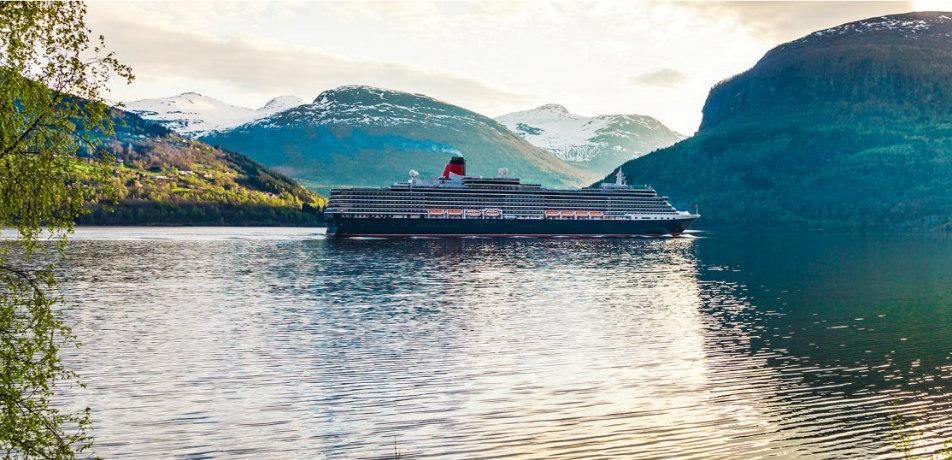 Cunard's Queen Victoria