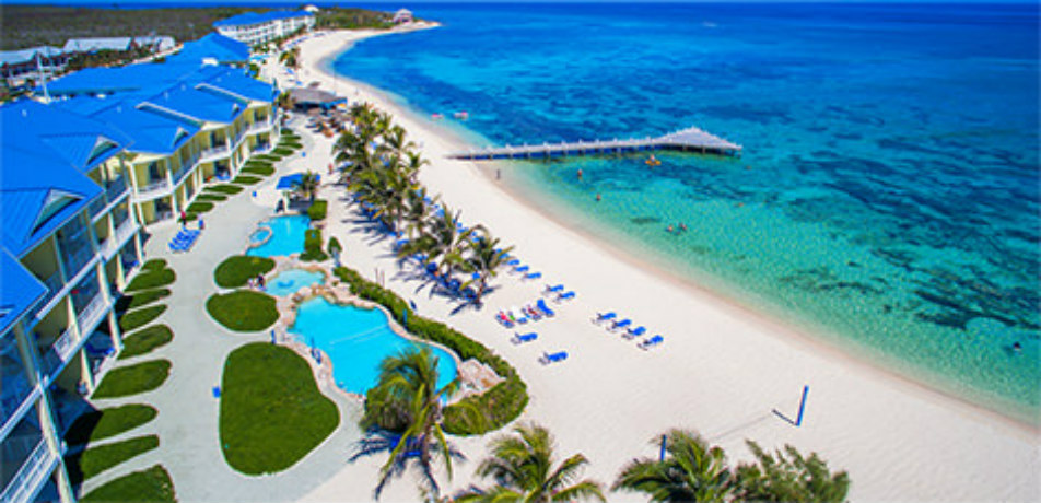 Wydham Reef Resort, Grand Cayman