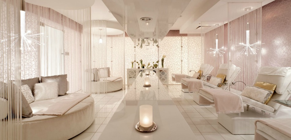 Spa at Ritz Carlton, Los Angeles