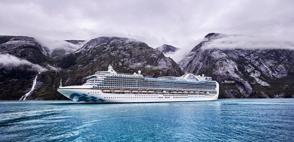 Princess Cruises's Ruby Princess