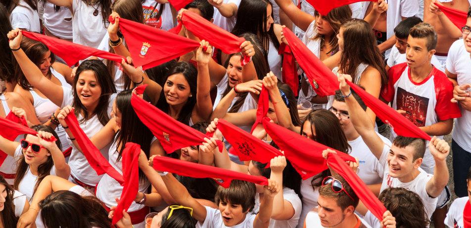 Fiesta de San Fermin, Pamplona