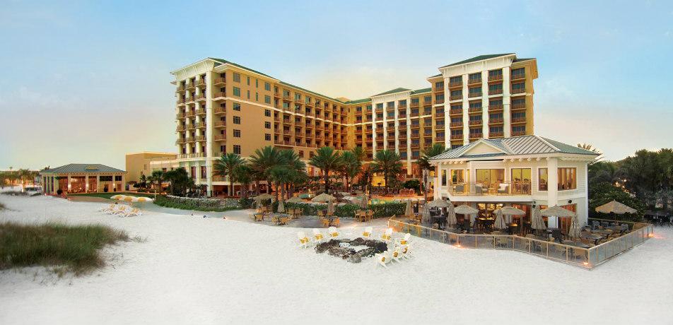 Sandpearl Resort in Clearwater Beach