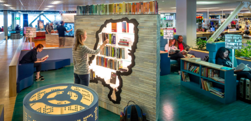 Schiphol Airport Library