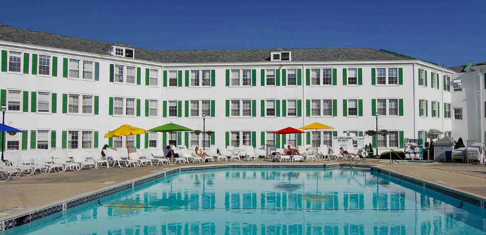 Seaview Hotel, NJ