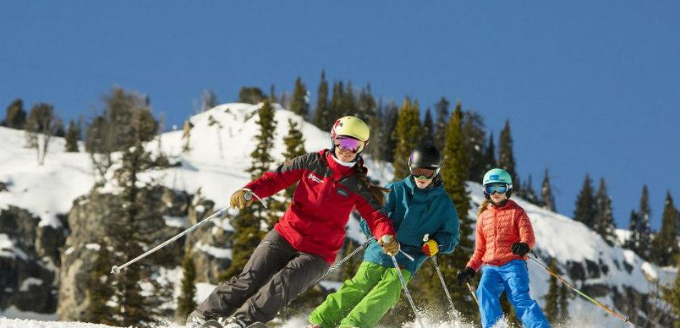 Spring Creek Ranch - skiing