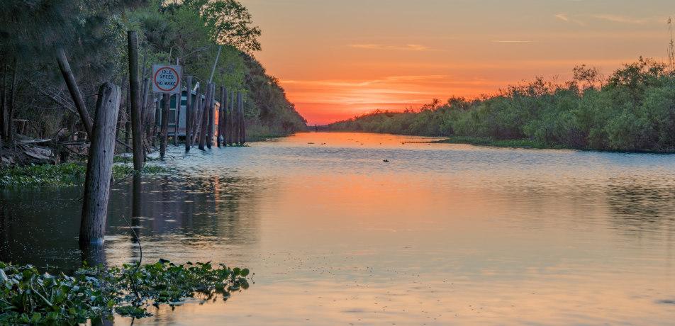 St. John's River, Florida