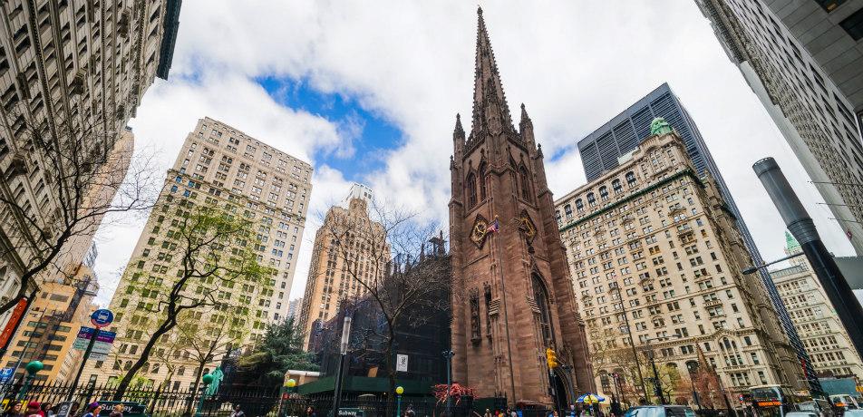 Trinity Church, NYC