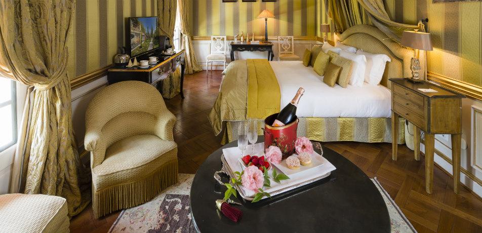 Villa Fallici - guest room