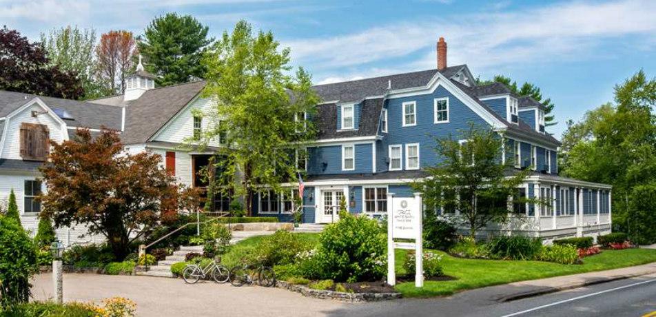 White Barn Inn, Maine