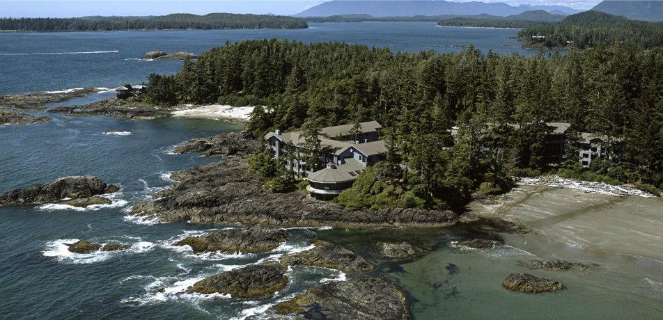 The Wickaninnish Inn, British Columbia
