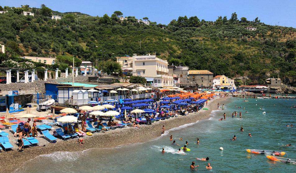 Marina del Cantone, Sorrento