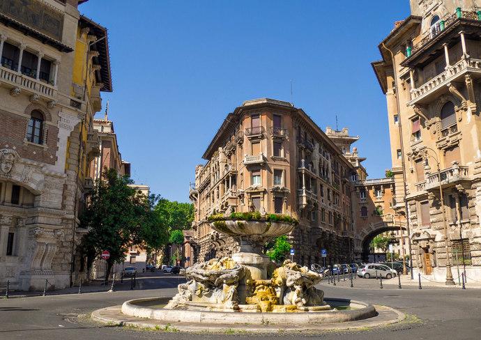 Parioli , Rome