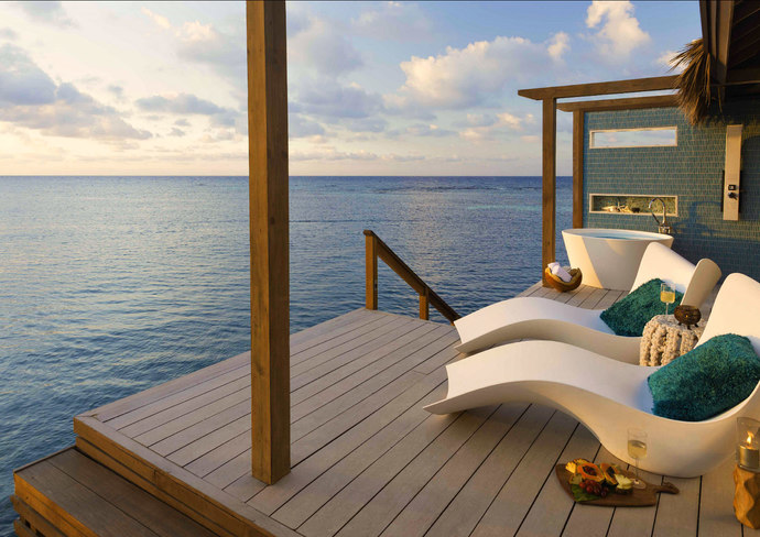 InShermanstravel Over Water Smart First Bungalows StayThe nPk0wO