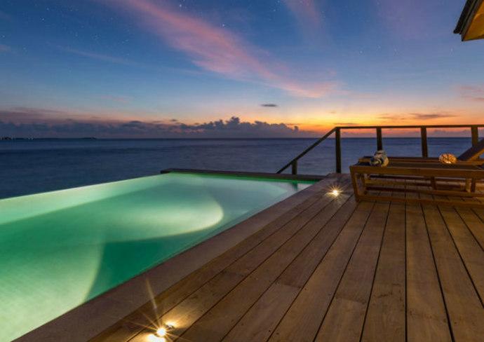 Villa at Hurawalhi Maldives