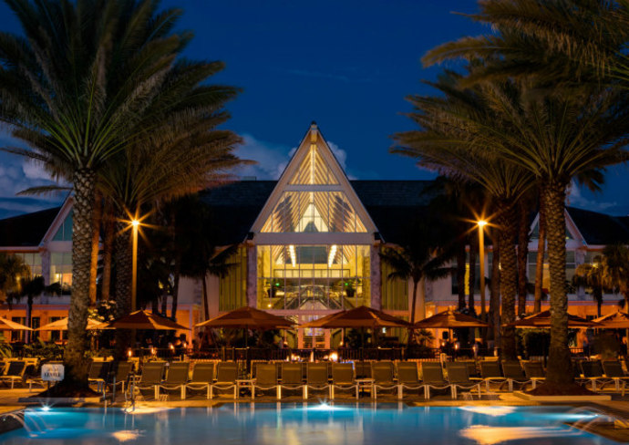 Pool at JW Marriott Marco Island