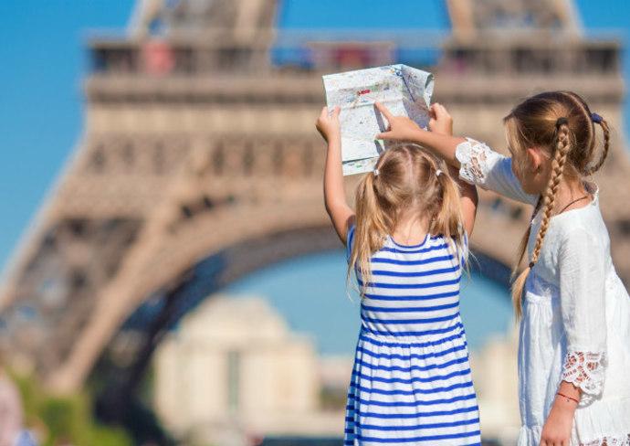 Kids in Paris