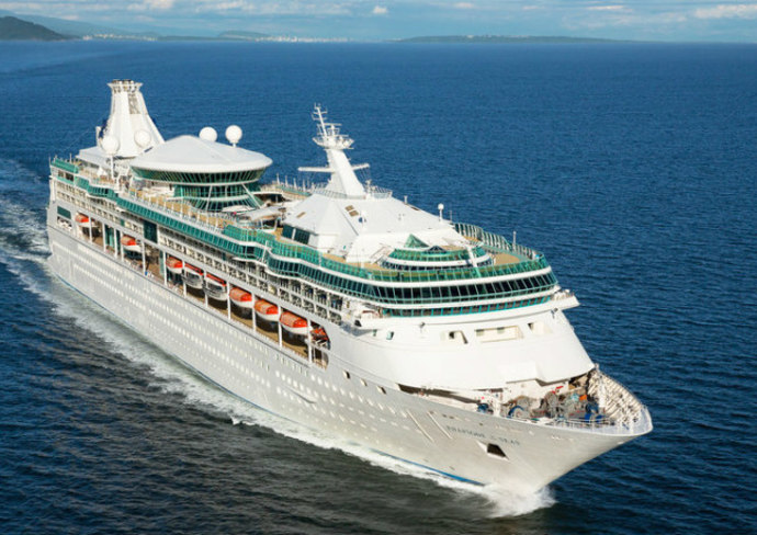 Royal Caribbean's Rhapsody of the Seas