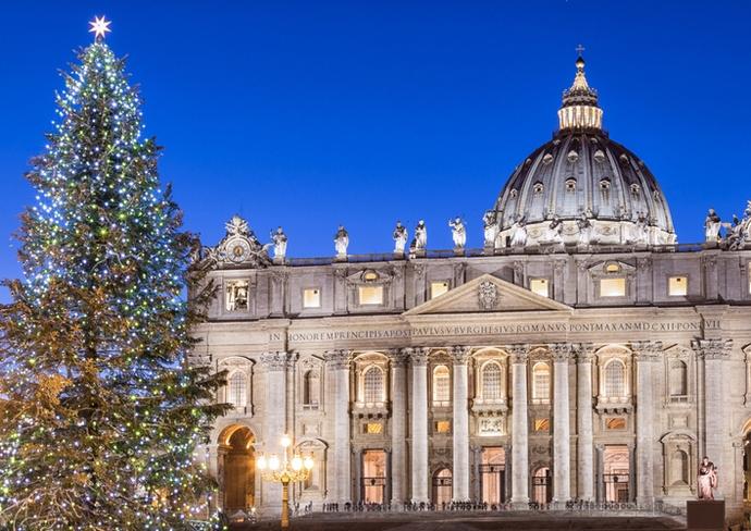 Saint Peter's Basilica, Rome, Italy