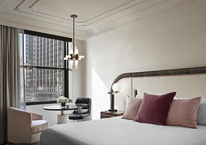 St. Jane Hotel, Standard Room