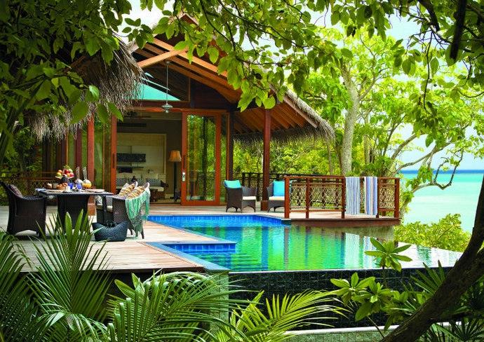Tree House Villa at Shangri-La's Villingili Resort & Spa, Maldives