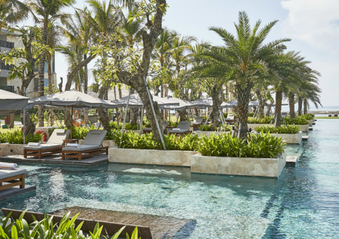 In Bali A Legendary Hotel Brand Opens Its Doors Shermanstravel