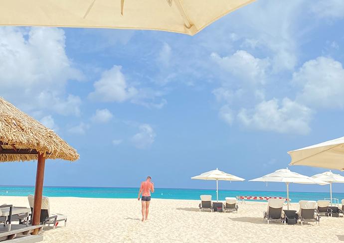 Eagle Beach at Bucuti & Tara Beach Resort, Aruba