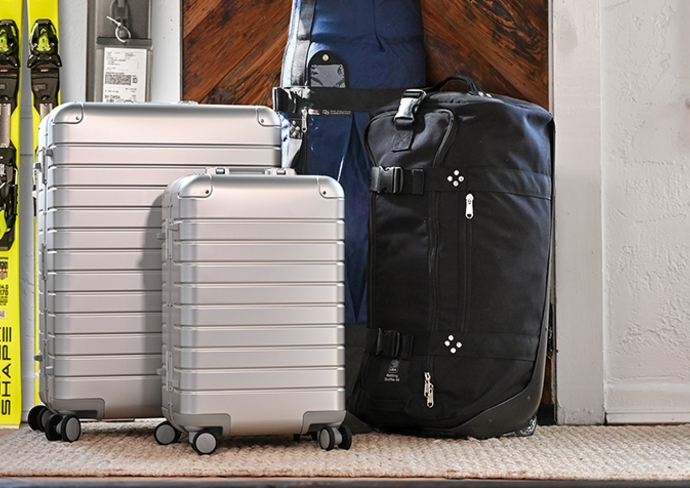 Ship luggage, skis, duffel bags, and more with ShipGo