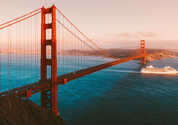 Cruise in San Francisco