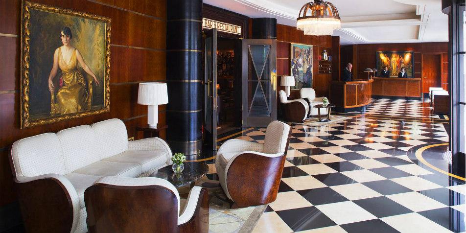 Beaumont Hotel, London