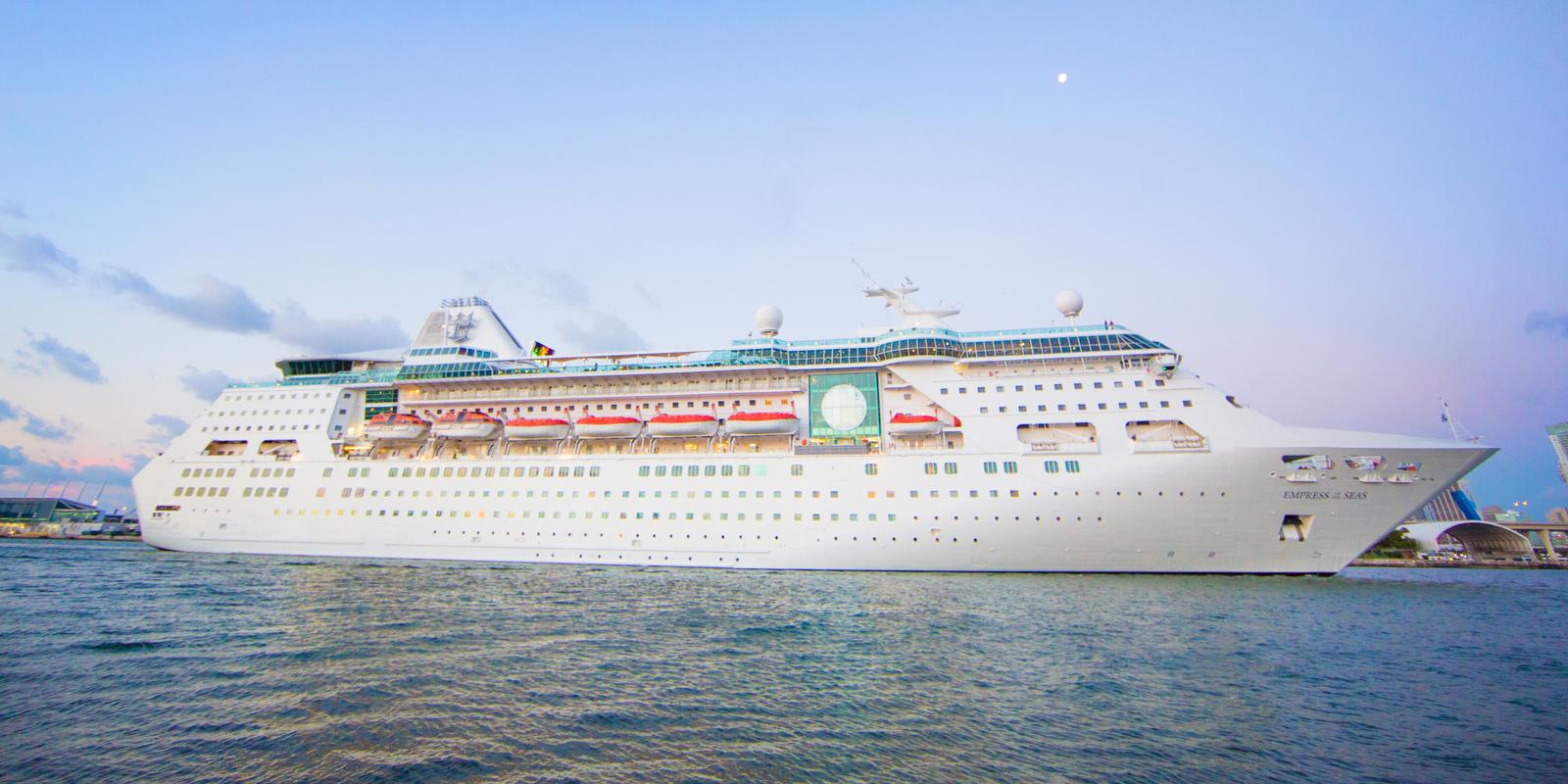 Empress Of The Seas Ship Review Shermanstravel