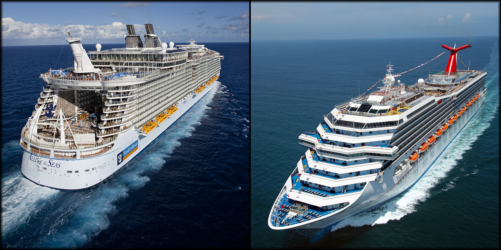 Carnival Vs Royal Caribbean How Do They Compare Shermanstravel