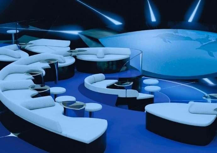 Blue Eye Underwater Lounge
