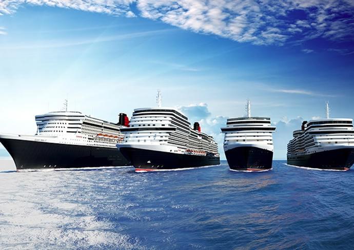Cunard's future fleet