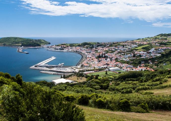 The Azores, Portgual