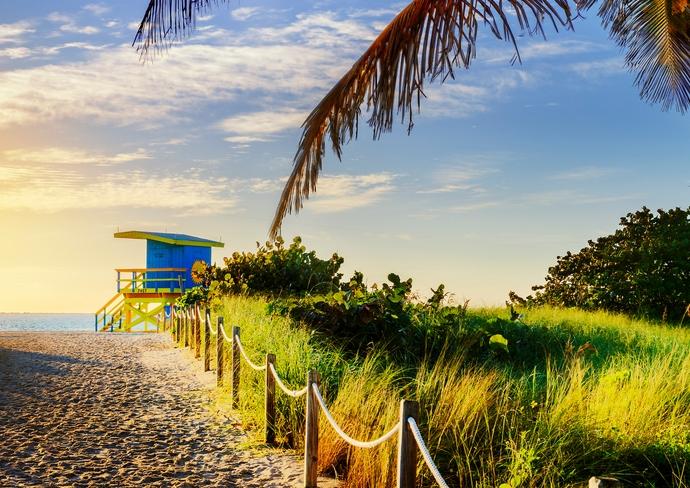 Miami's South Beach