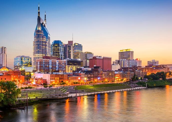 American Duchess will overnight in Nashville