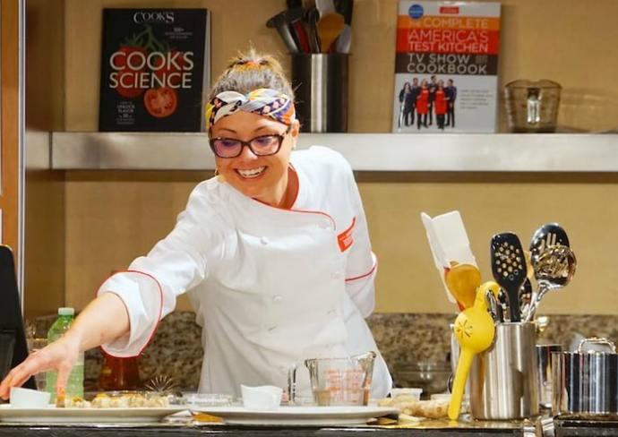 Chef Abby Koch
