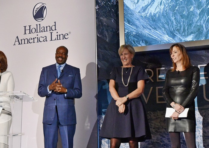 Holland America partners with O