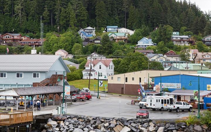 Wrangell Alaska Port Review Shermanstravel
