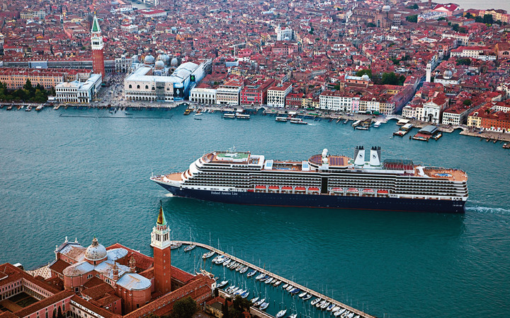 Nieuw Amsterdam in Venice