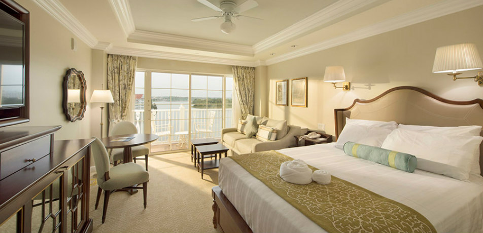 Villa at Disney's Grand Floridian Resort