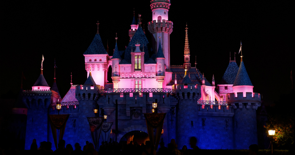 Fantasyland, Disneyland