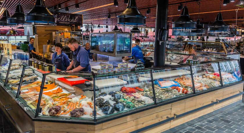 Food in Bergen, Norway