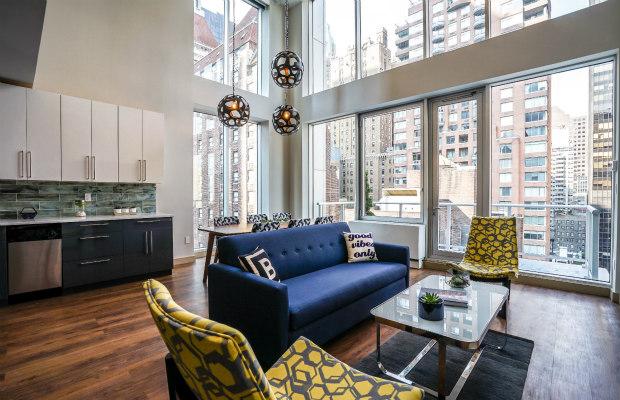 The Bernic Hotel Penthouse Suite